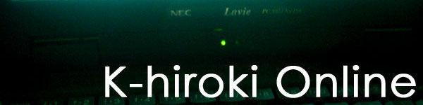 K-hiroki Online