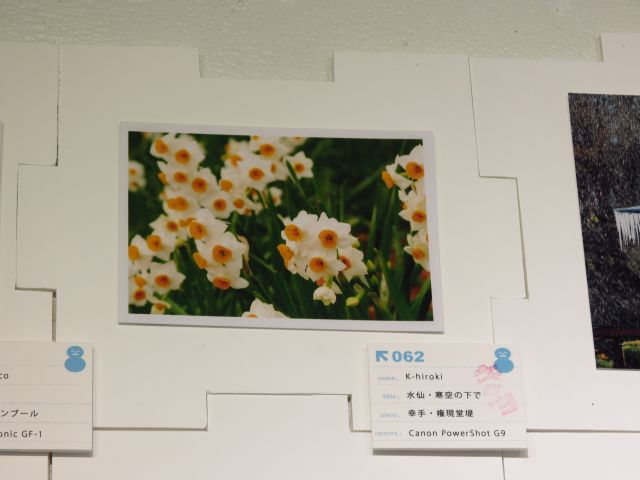 「photopuzzle#6 冬」出展写真