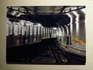 Metro F16 / 2008-2012:小手指行き最終が入線・2