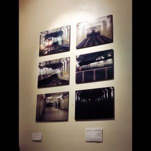「METRO F16/2008-2012」/こまぎれギャラリー20@池袋atelier bemstar
